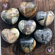 Picasso Jasper Heart